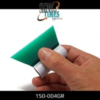 thumb-Softline Green Turbo Squeegee 9cm 150-004GR-2