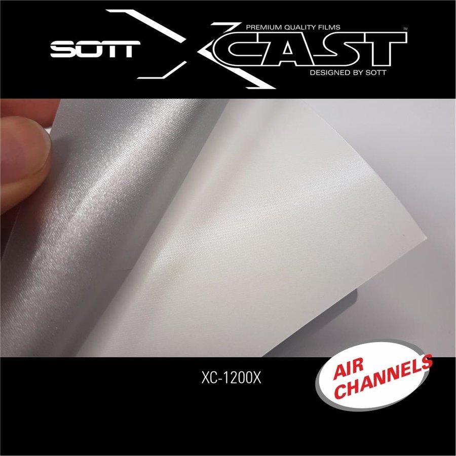 Glasdekor Folie X-Cast Etched Glass AirScape 152cm XC-1200X-152-6