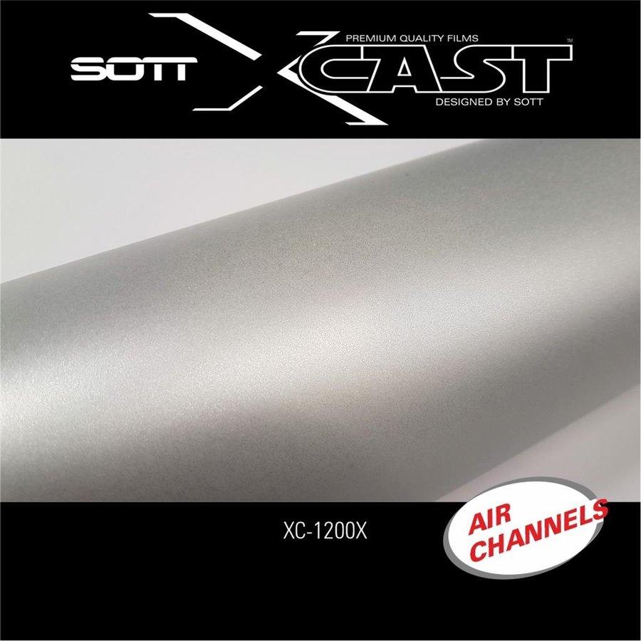 Glasdekor Folie X-Cast Etched Glass AirScape 152cm XC-1200X-152-7