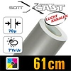 SOTT® Glasdekor Folie X-Cast Etched Glass AirScape 61cm XC-1200X-61