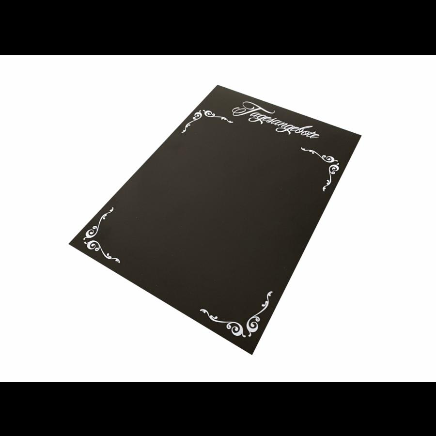 ChalkBlack™ Tafel-folie Schwarz -137cm CHB-HBR-137-2