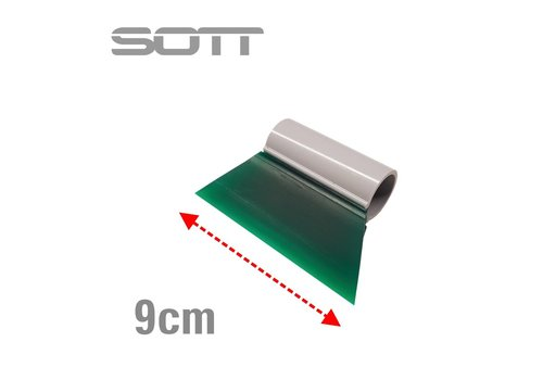 SOTT® Softline Green Turbo Squeegee 9cm 150-004GR