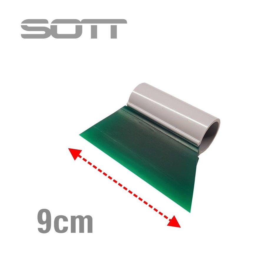 Softline Green Turbo Squeegee 9cm 150-004GR-1