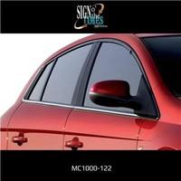 thumb-MC1000-122 Sand Embossed Black Folie -122cm-4