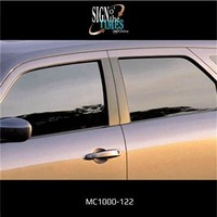 thumb-MC1000-122 Sand Embossed Black Folie -122cm-5