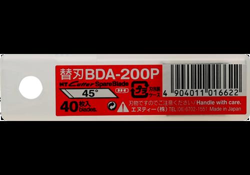 NT-Cutter® BDA-200P Klinge 120-BDA200P