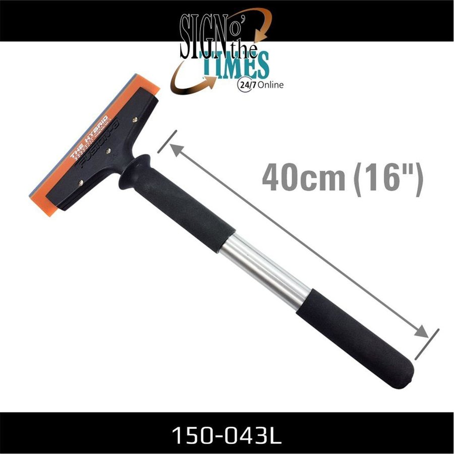 150-043L Fusion-8 Stretch Handle 20 cm x 40 cm-2