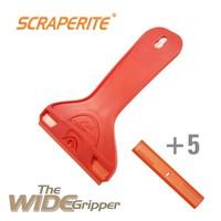 300-013 The Wide Gripper + 5 Extra Klingen