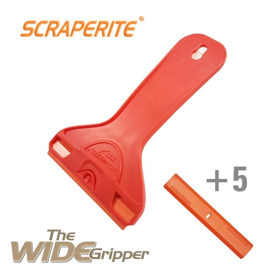 300-013 The Wide Gripper + 5 Extra Klingen-1