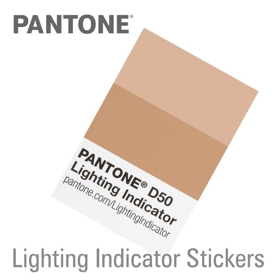 Lightning Indicator Stickers 750-D50-1