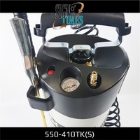 thumb-Hochdruck-Sprühgerät 410TKS +5m Spiralschlauch 550-410TKS-9