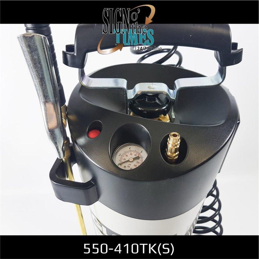 Hochdruck-Sprühgerät 410TKS +5m Spiralschlauch 550-410TKS-9