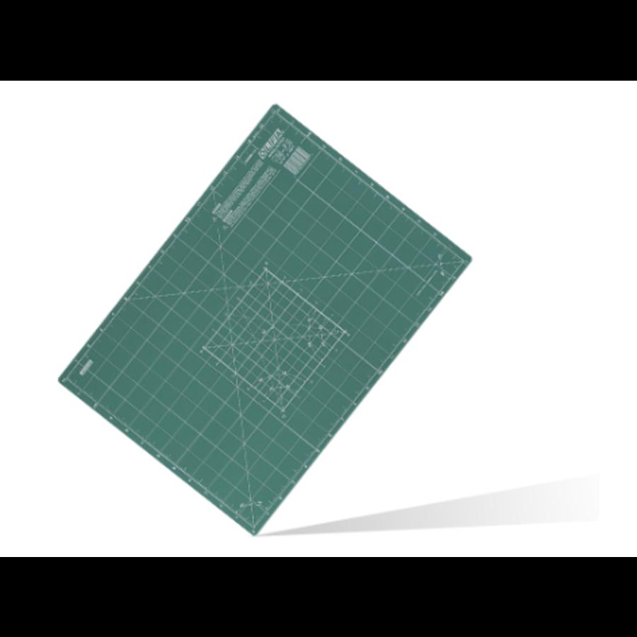 250-CM-A2 dreilagige Schneidematte 45 x 60 cm green-1