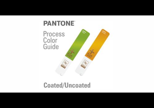 Pantone 4-color Process Color Guide 750-P1000