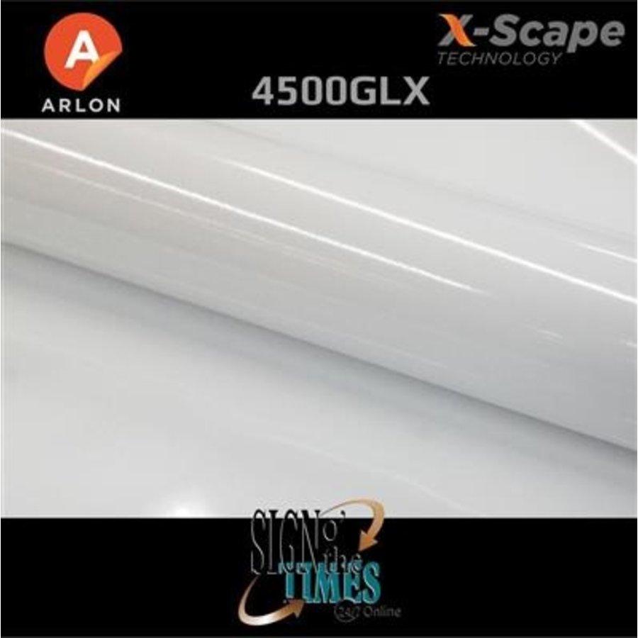 DPF 4500GLX X-Scape™ Glanz Weiß Film 137cm-3