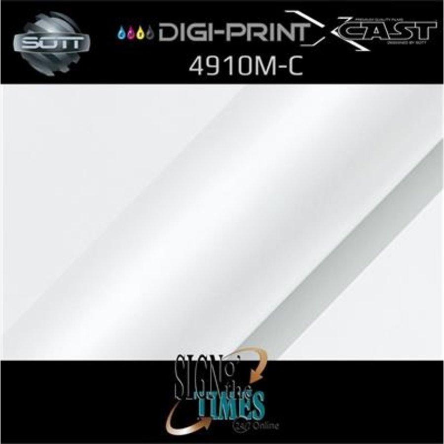 DigiPrint X-Cast Matt Weiß -137cm x 25 m-3