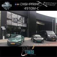 thumb-DigiPrint X-Cast Matt Weiß -137cm x 25 m-5