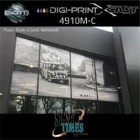 thumb-DigiPrint X-Cast Matt Weiß -137cm x 25 m-8