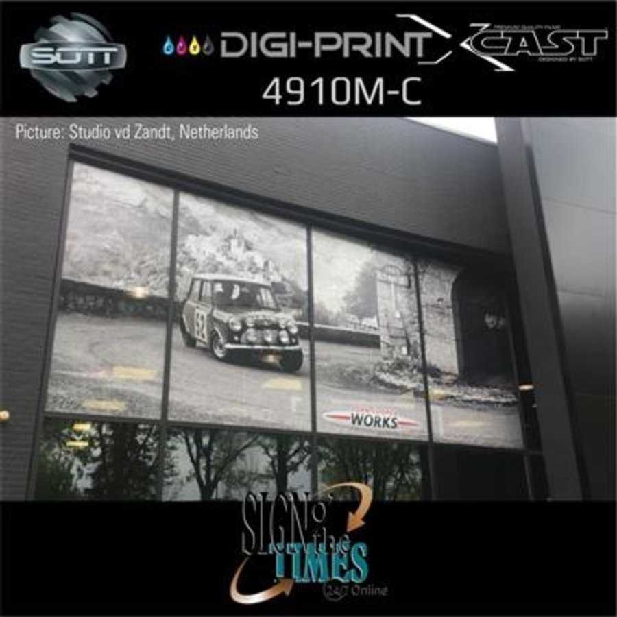 DigiPrint X-Cast Matt Weiß -152 cm x 25 m-8