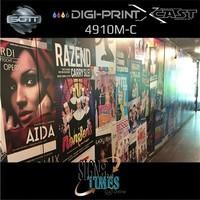 thumb-DigiPrint X-Cast Matt Weiß -152 cm-4