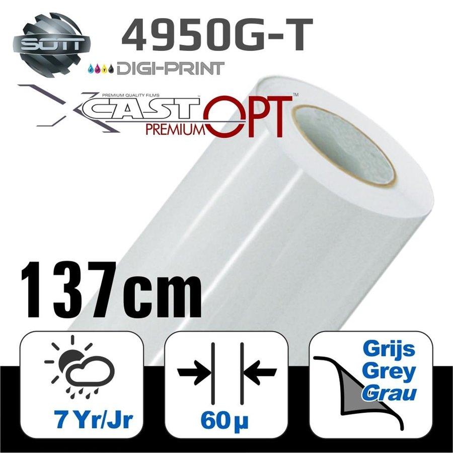 DigiPrint X-Cast™ PremiumOPT™ Glanz Weiß -137cm-1