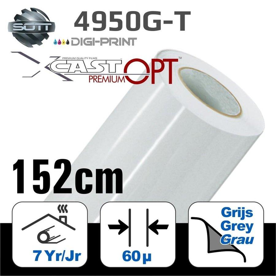 DigiPrint X-Cast™ PremiumOPT™ Glanz Weiß - 152 cm-1