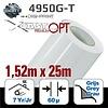 SOTT® DigiPrint X-Cast™ PremiumOPT™ Glanz Weiß - 152 cm x 25m