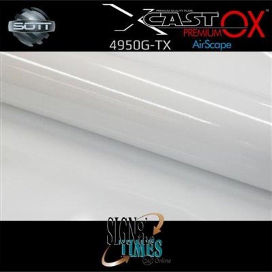 DigiPrint X-Cast™ PremiumOX™ Glanz Weiß -137cm-3