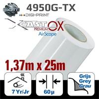 thumb-DigiPrint X-Cast™ PremiumOX™ Glanz Weiß -137cm - 25m-1