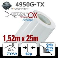 thumb-DigiPrint X-Cast™ PremiumOX™ Glanz Weiß -152 cm - 25m-1
