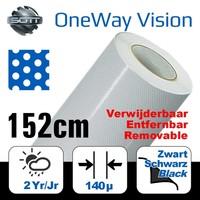 thumb-DP-One-Way Vision Film Perforated 60/40 -152-1