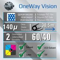 thumb-DP-One-Way Vision Film Perforated 60/40 -152-2