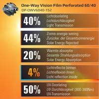 thumb-DP-One-Way Vision Film Perforated 60/40 -152-3