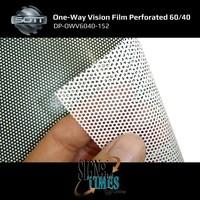 thumb-DP-One-Way Vision Film Perforated 60/40 -152-5