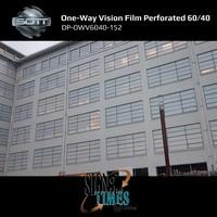 thumb-DP-One-Way Vision Film Perforated 60/40 -152-6