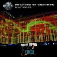 thumb-DP-One-Way Vision Film Perforated 60/40 -152-9