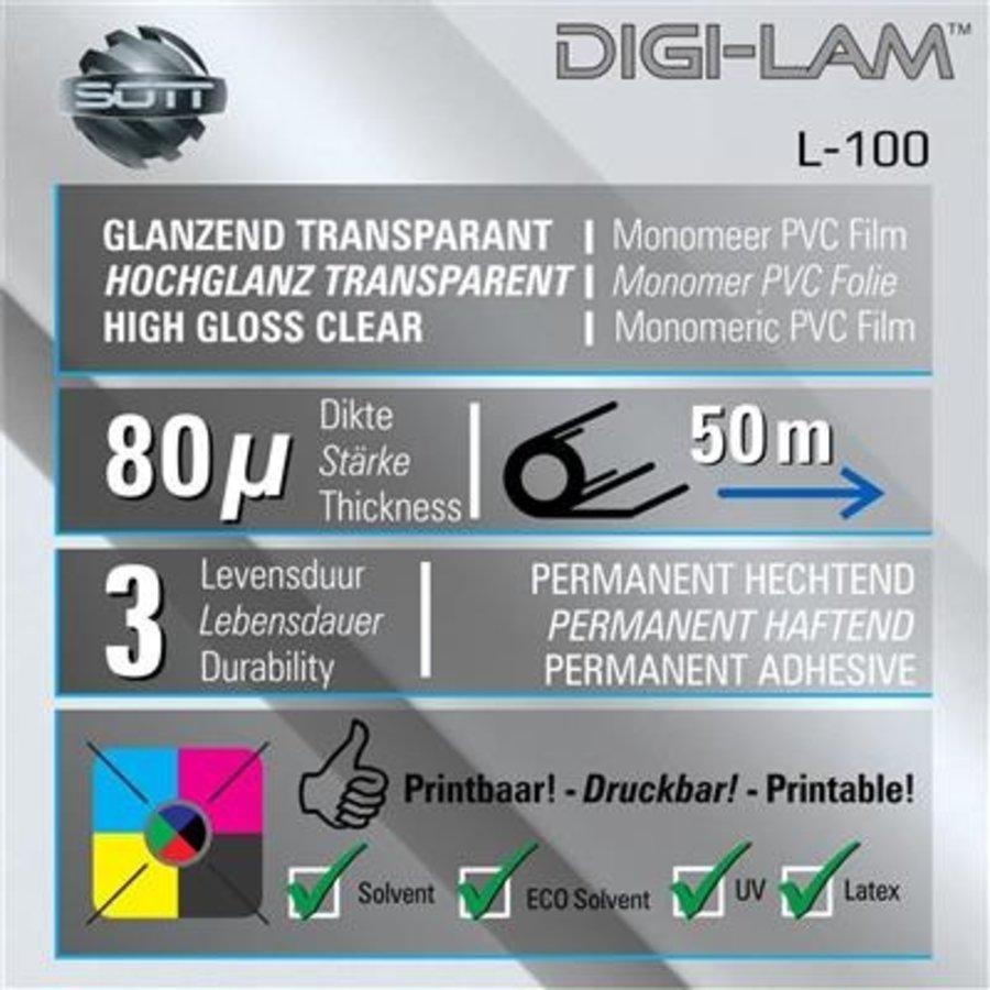 L-100-137 DigiLam 100™ Glanz Laminat -Monomer-2