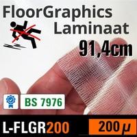 thumb-Digilam Floorgraphics anti-rutsch laminat L-FLGR200 200 micron-1