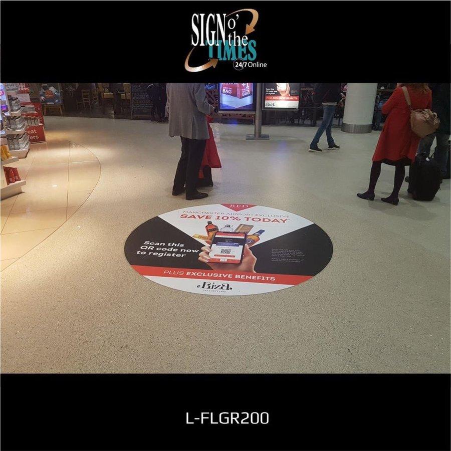 Digilam Floorgraphics anti-rutsch laminat L-FLGR200 200 micron-5