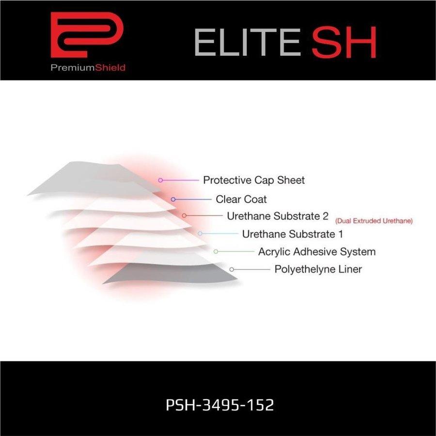 Elite SH PPF Film -61cm+Lizenz PSH-3495-61R-3