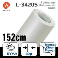 thumb-L-3420S Seidenmatt Laminat Polymer -152 cm-1