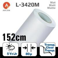 thumb-L-3420M Matt Laminat Polymer -152 cm-1