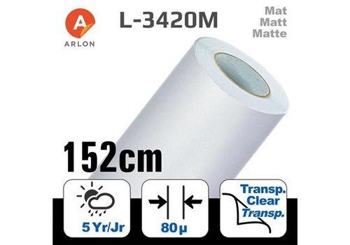 Arlon L-3420M Matt Laminat Polymer -152 cm