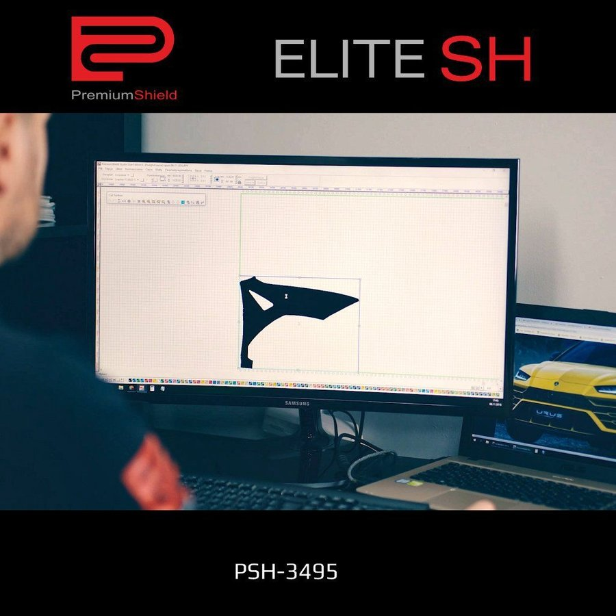 Elite SH PPF Film - 91,5 cm breit, 30,48 m lang-6