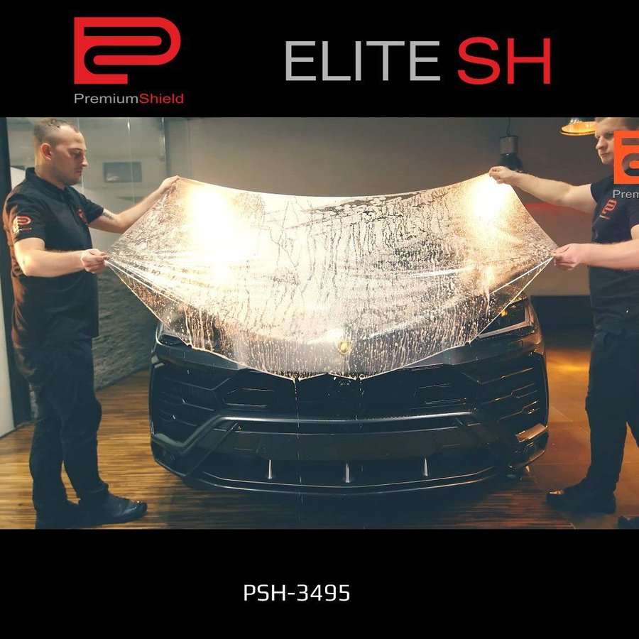 Elite SH PPF Film - 91,5 cm breit, 30,48 m lang-9