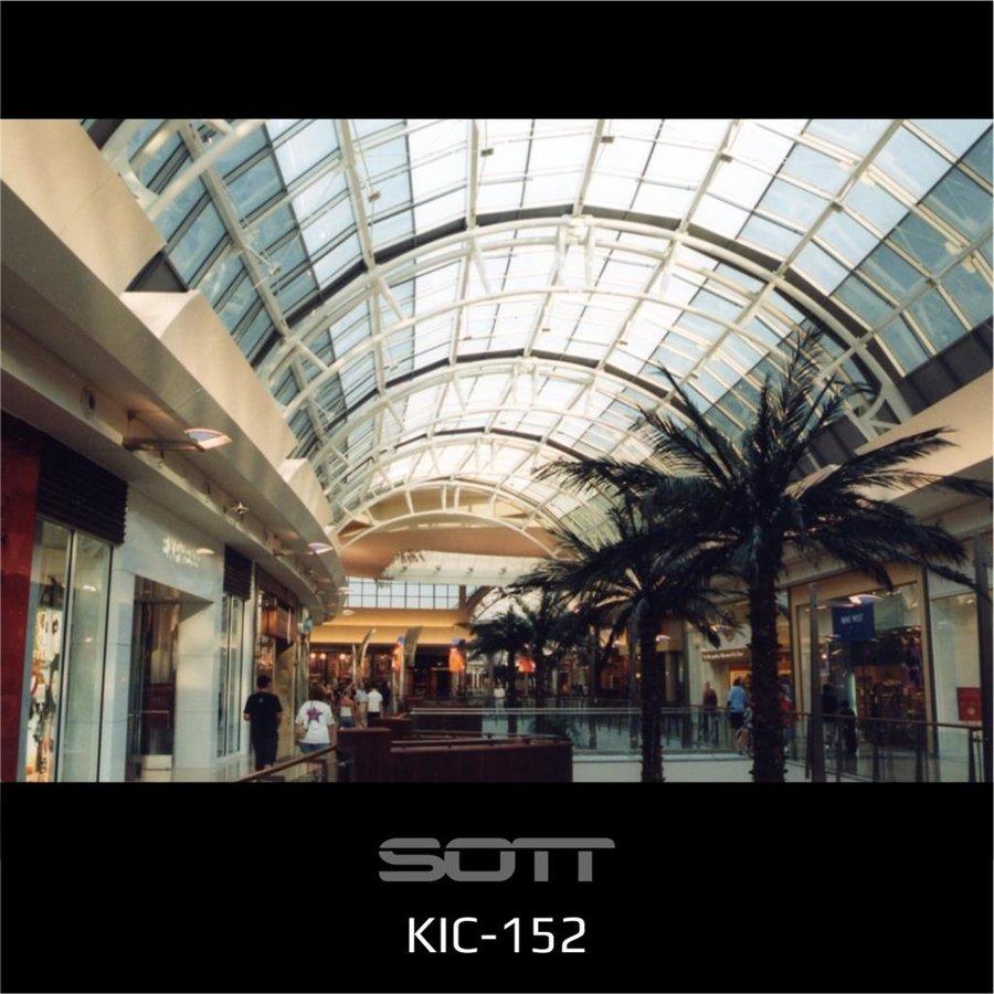 Keep-It Kool Folie für Kunststoff Grau -152cm KIC-152-5