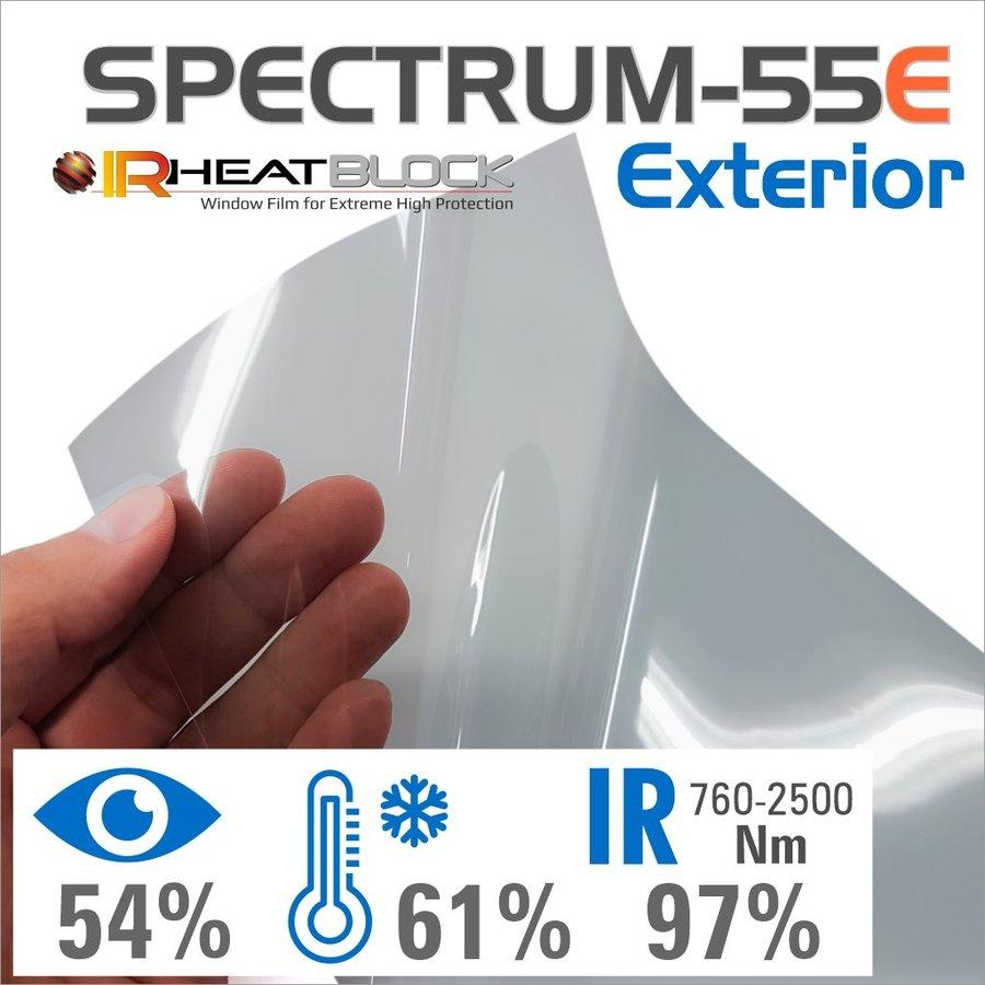 IR-HeatBlock Spectrum 55  SPECTRUM-55E-152-2