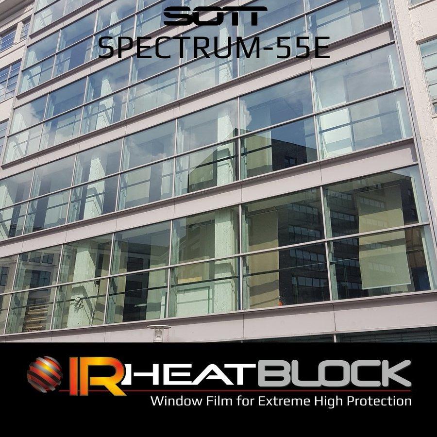 IR-HeatBlock Spectrum 55  SPECTRUM-55E-152-4