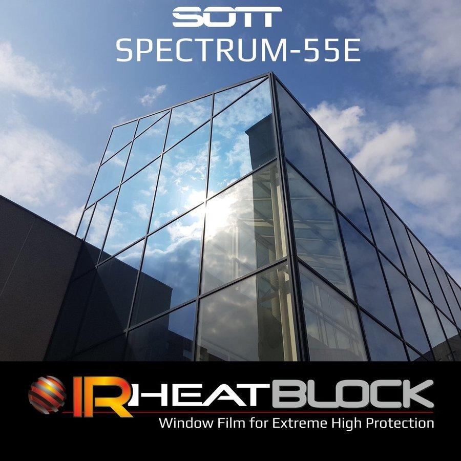 IR-HeatBlock Spectrum 55  SPECTRUM-55E-152-5