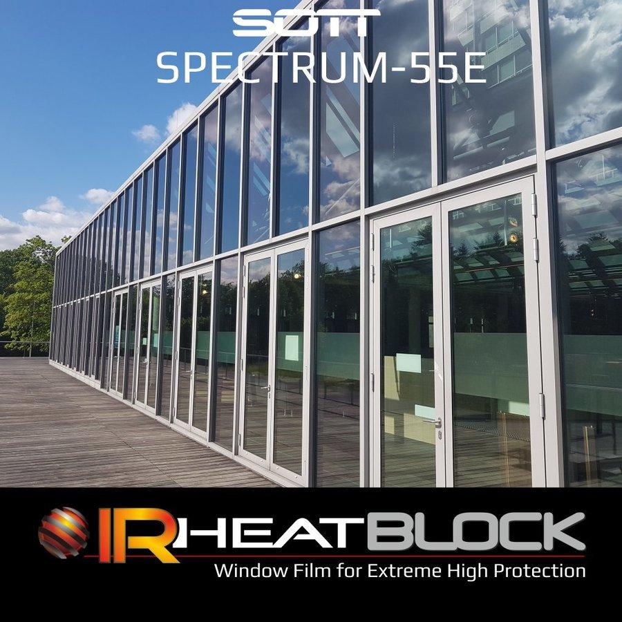 IR-HeatBlock Spectrum 55  SPECTRUM-55E-152-6